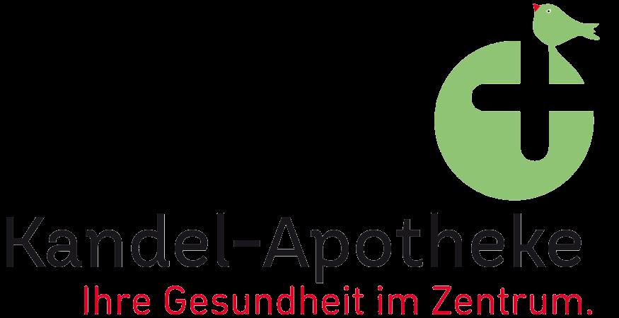 Logo der Kandel-Apotheke Gundelfingen